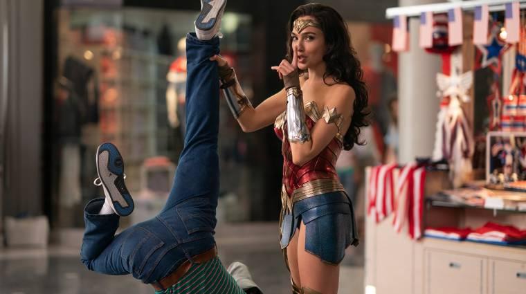 Immár a Wonder Woman 1984 az IMDb-n legrosszabbra értékelt DCEU mozi bevezetőkép