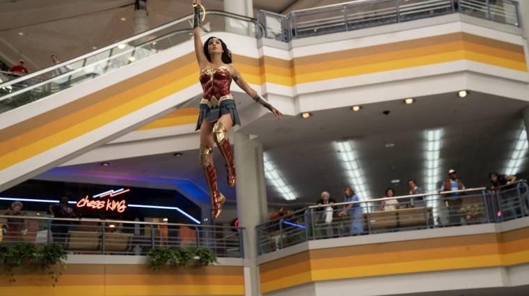 Annyira sikeres a Wonder Woman 1984, hogy máris bejelentették a folytatást bevezetőkép