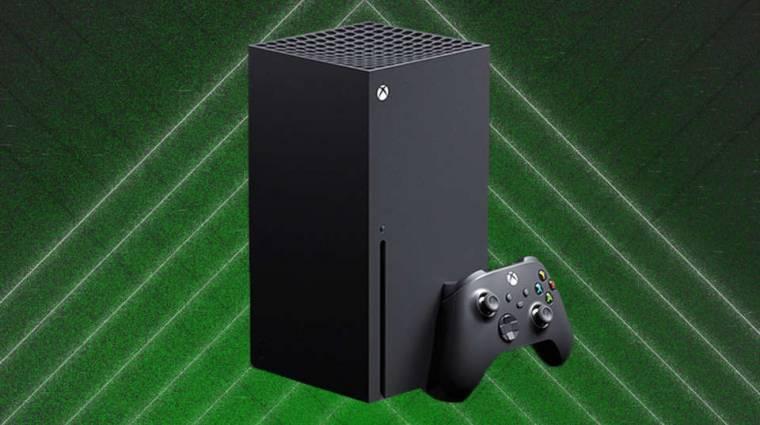 Minden, amit jelenleg az Xbox Series X-ről tudni lehet bevezetőkép