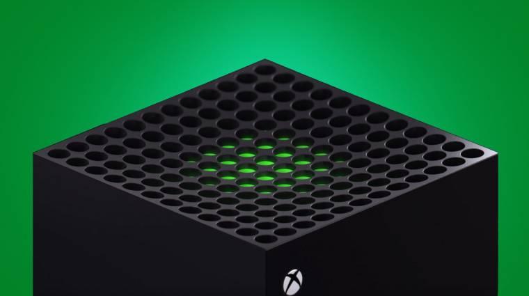 Kamu Xbox Series X konzollal borzolta az idegeinket az AMD bevezetőkép