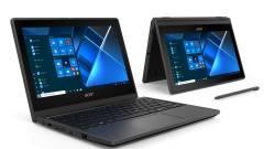Iskoláknak tervezett notebookot az Acer kép