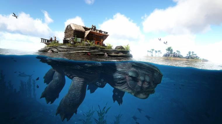 Még egy kicsit késik az Ark: Survival Evolved Genesis kiegészítője bevezetőkép