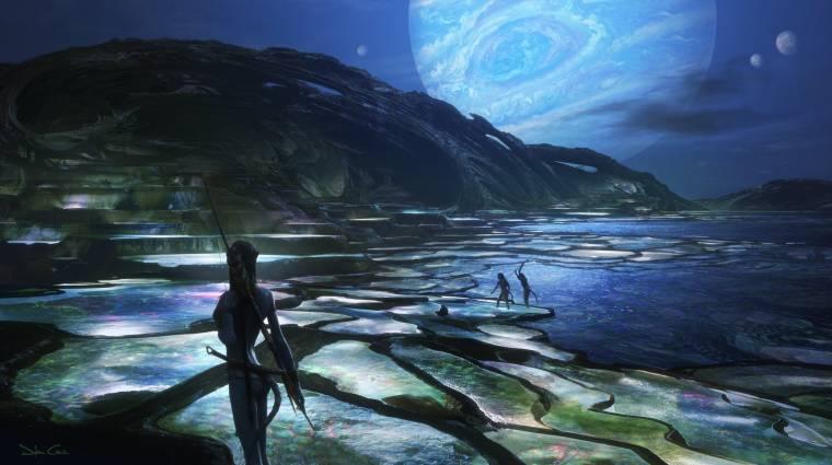 James Cameron adott egy kis ízelítőt az Avatar 2-ből bevezetőkép