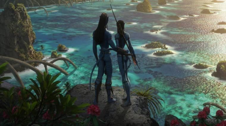 Gyönyörű koncepciós vázlatokon vehetőek szemügyre az Avatar folytatásai kép