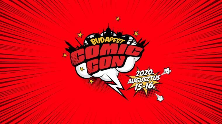 Jön a Budapest Comic Con! bevezetőkép