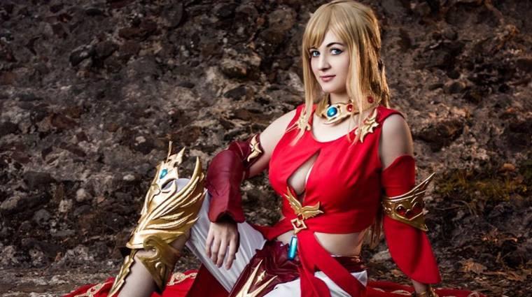 Külföldi cosplayer sztárvendéggel erősít a Budapest Comic Con bevezetőkép