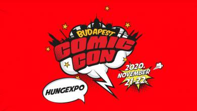 A Harry Potter-filmek egyik szereplője is ott lesz a Budapesti Comic Conon kép