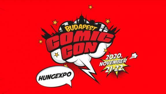Őszre halasztották a Budapest Comic Cont, a PlayIT-tel egy időben rendezik meg kép