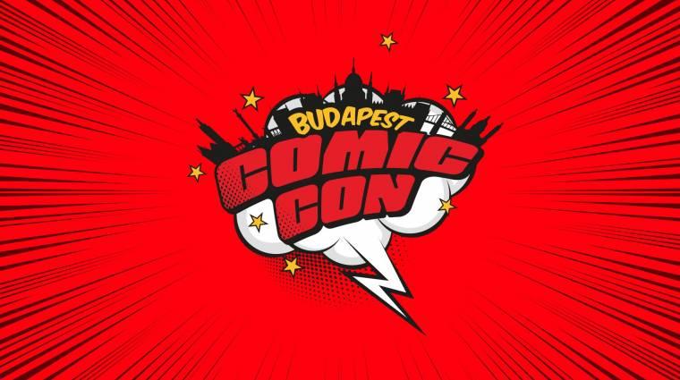 Megvan, hogy mikor lesz az első Budapest Comic Con bevezetőkép