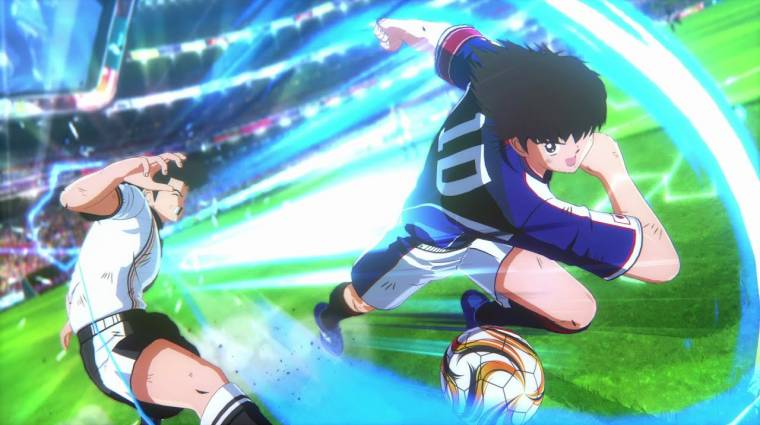 Játékadaptációt kap az egyik legnépszerűbb focis anime bevezetőkép