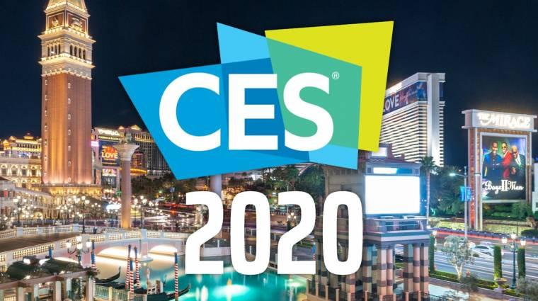 CES 2020: most mutatják be Vegasban, amire idén vágyni fogsz kép