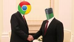 Megfékezi a Chrome akku-éhségét... a Microsoft kép