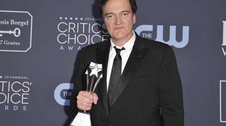 Tarantino mozija lett a legjobb film az idei Critics' Choice Awards díjátadón bevezetőkép
