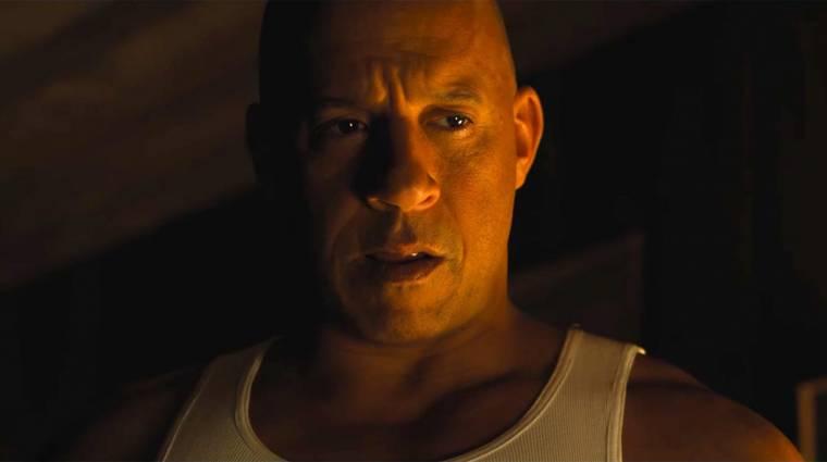 Vin Diesel megosztotta az első kedvcsinálót a Halálos iramban 9-hez kép
