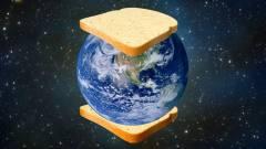 A technológia csodája: megcsinálták az igazi Föld-szendvicset kép