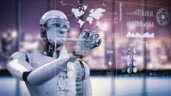 Folyamatos növekedés várható a jövőben a robotikai piacon kép