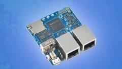 2 Ethernet porttal támad a Raspberry Pi legújabb alternatívája kép