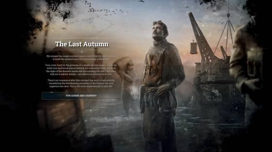 Frostpunk: The Last Autumn infódoboz