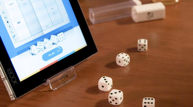 Társasjátékhoz, szerepjátékhoz jön az okos dobókocka bevezetőkép