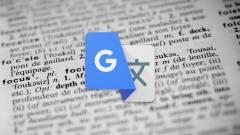 Sötétbe borul a Google Fordító kép