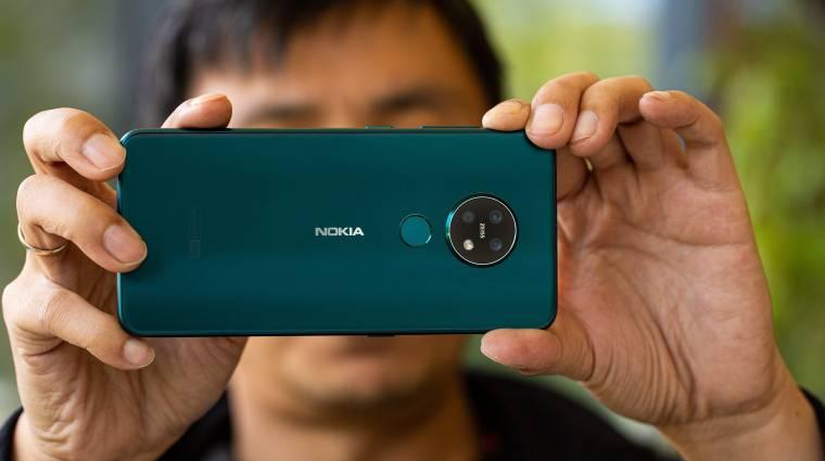 Nokia mobilok lesznek az új James Bond filmben kép