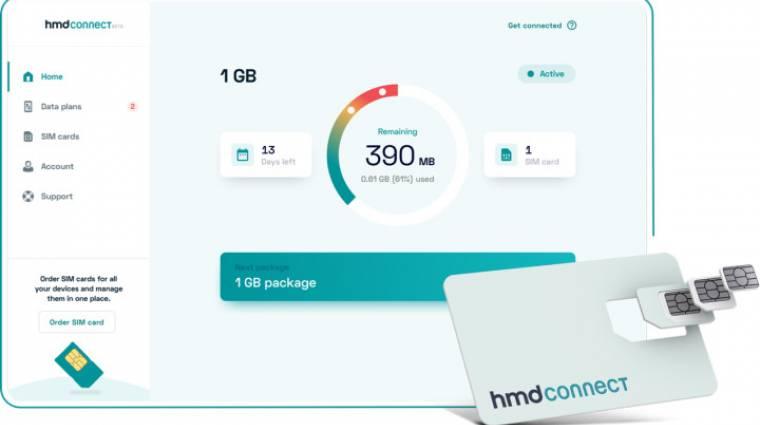 Saját, nemzetközi mobilnetes SIM-kártyát ad ki a HMD Global kép