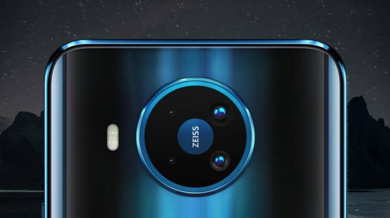 Itt az első 5G-s Nokia okostelefon kép