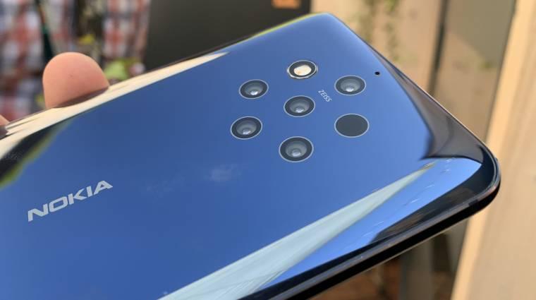 Érkezik a Nokia 9.3 PureView csúcsmobil kép