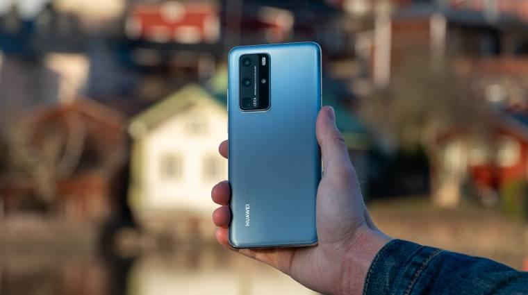 Megint egy tükörreflexes fényképező fotóival reklámozta a csúcsmobilját a Huawei kép