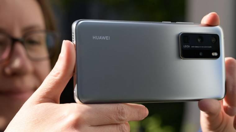 A Huawei biztosan nem kapja vissza 2021-ig a Google-támogatást kép
