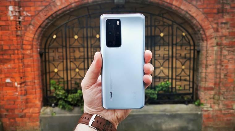 Megmenekülhet a Huawei, a Qualcomm is kiszolgálná kép