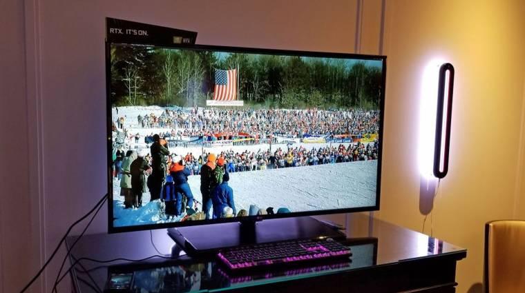 RGB a falakra: világítsd meg a szobát a PC-vel! kép