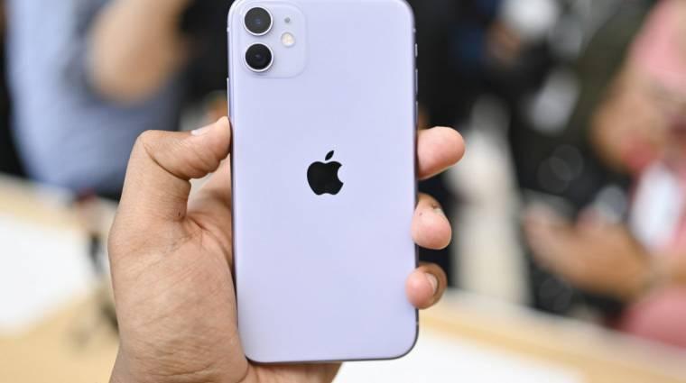 Az iPhone 11 a világ legnépszerűbb mobilja kép