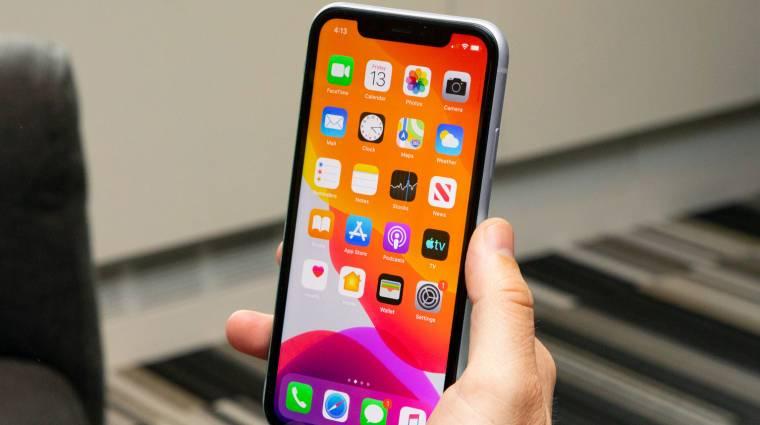 Ismerős külsőt hoz a belépőszintű iPhone 12 kép