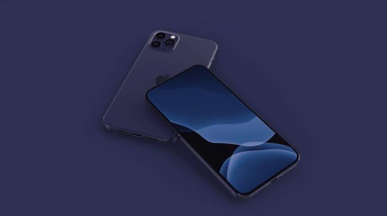 Csak 2022-ben kaphatnak periszkópkamerát az Apple iPhone-ok kép