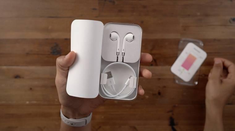 Úgy néz ki, nem jár majd EarPods az iPhone 12 mobilokhoz kép