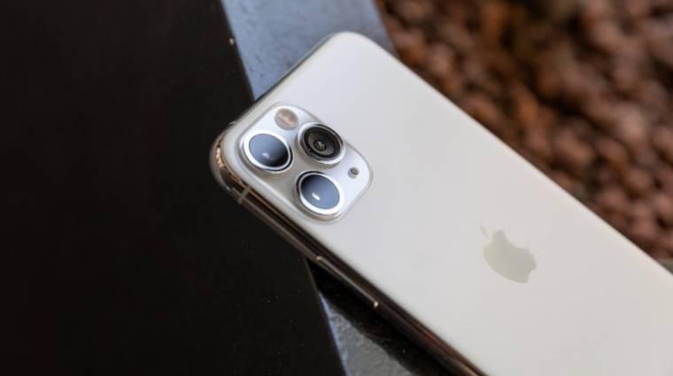 Október közepére csúszhat az iPhone 12 startja kép