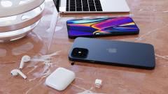 Így nézhet ki a kék iPhone 12 kép