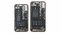Ezért lesz olyan kicsi az Apple iPhone 12 mobilok akkumulátora kép