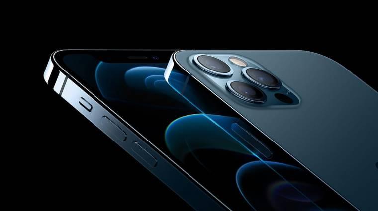 Nagyon sokan rendelték elő az iPhone 12 mobilokat kép