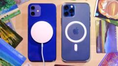 Lassabban tölt vezeték nélkül az iPhone 12 mini, mint a többi új Apple mobil kép