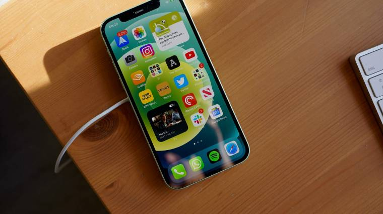 Az iPhone 13 mobilok a legújabb Wi-Fi-szabványt is támogatják majd kép