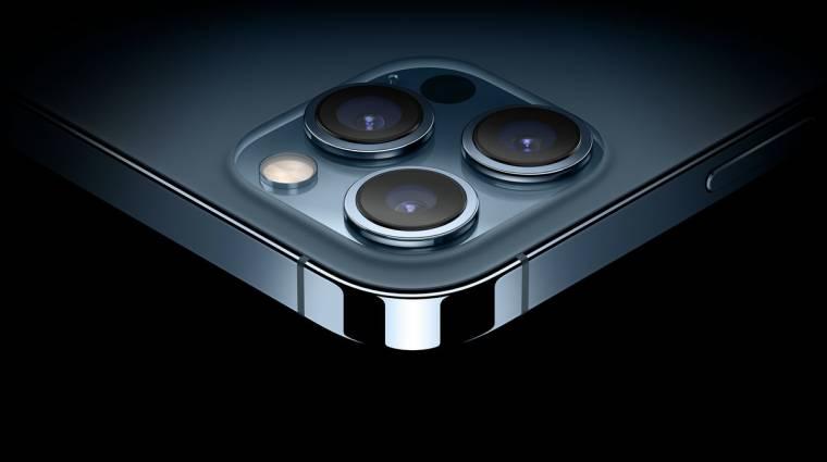 Néhány év és periszkópos kamerát kaphat az iPhone kép