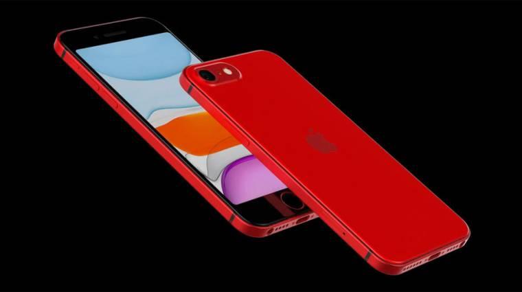 Így fest majd az iPhone 9 kép