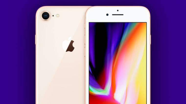 Március 31-én jöhet az iPhone 9 kép