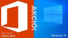 Hihetetlen tavaszi Windows 10 és Office akció! kép