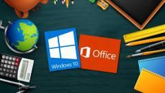 Itt az első és legjobb Windows 10 és Office akció iskolakezdésre kép