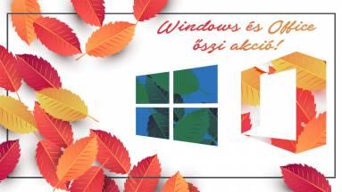 Windows 10 akár 3000 forint alatt az őszi akcióban! kép