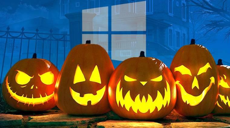 Windows-akció Halloweenre? Nem ijesztő, inkább kihagyhatatlan! kép