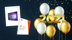 Még tart az újévi szoftverakció, most hiperolcsó a Windows 10 és az Office! kép